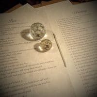 Fortune Telling Crystal Ball, Die or Dice Instructions